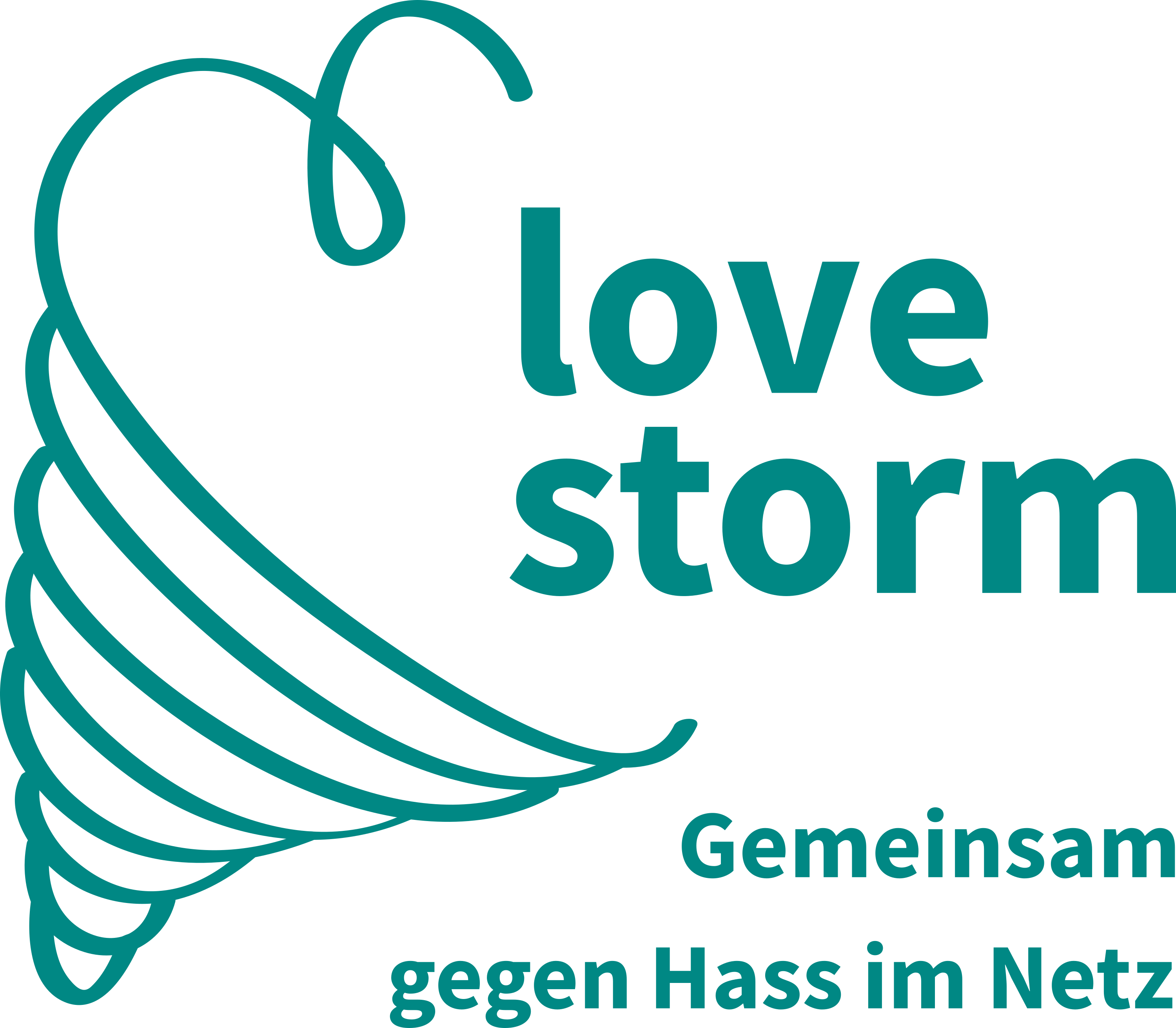 LOVE-Storm: E-Learning